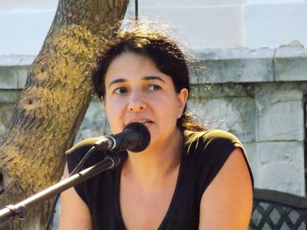 Η φιλόλογος κ. Μαρία Τασσοπούλου