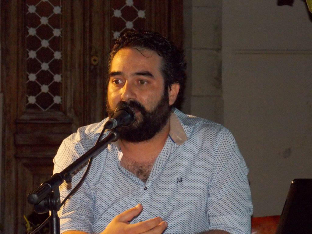 Ο κ. Νίκος Καββαδάς εμπνευστής και δημιουργός του lexikolefkadas.gr